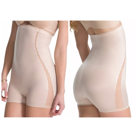 c8c73f96fb6 SPANX Assets Luxe   Lean High Waist Shaping Short